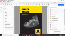 New Holland Service Manual 2019 ( Construction + Agriculture )
