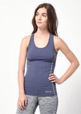 NEW Womens Bench Extra Small Interchangeling Vest Top Activewear Cobalt Blue Gym