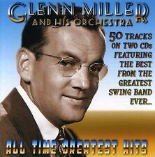 Glenn Miller, Glenn - All Time Greatest Hits [New CD]