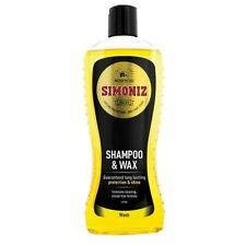 Simoniz Shampoo & Wax 500ml - Car Maintenance & Valeting Products Cheap xmas x