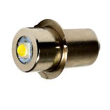 HQRP Bombilla de alta intensidad 3W LED 120 LM para Milwuakee: #49-81-0090 / M12