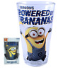 Universal Despicable Me Minions Powered by Bananas Pint Glass