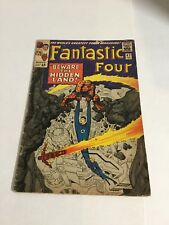 Fantastic Four 47 Vg- Very Good- 3.5 Marvel Comics Silver Age