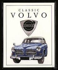 CLASSIC VOLVO  Original Collectors Cards - PV544 Amazon P1800 122S 123GT 221/222