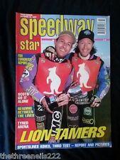 SPEEDWAY STAR - SCOTS GO IT ALONE - OCT 25 1997