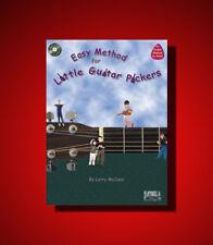 SANTORELLA EASY METHOD FOR LITTLE GUITAR PICKERS W/CD