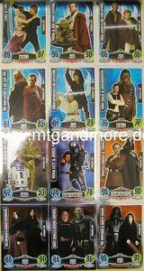 Star Wars FORCE ATTAX Movie Card - POWER-UP CARD AUSSUCHEN