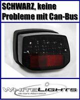 LED Rücklicht Heckleuchte schwarz BMW R 1150 GS Adventure ABS smoked tail light