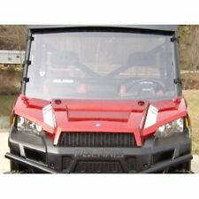 "12-18 Polaris Ranger 900 XP,1000 Clear Full Front Windshield!A Full 1/4"" THICK!!"