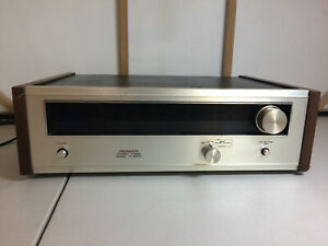 PIONEER STEREO TUNER TX-6200 - Retro HiFi Seperate Phone - Working AM/FM