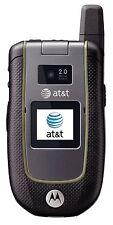 Motorola Tundra VA76r - Black Gray (AT&T) Cellular Phone