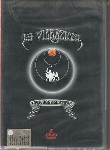 Le Vibrazioni  # Live all'Alcatraz #   DVD NUOVO SIGILLATO