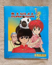 Album Panini Ranma 1/2 / Neuf sous blister + toutes ses images a coller