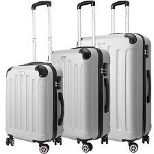 Kesser 3tlg Reisekoffer set Trolley Hartschale Hartschalenkoffer Koffer M -l-xl