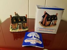 The Harmony Grove Collection 1994 Brunswick County Library Village Collectible