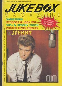 jukebox magazine n°15 sept-oct 1987 /  johnny .....