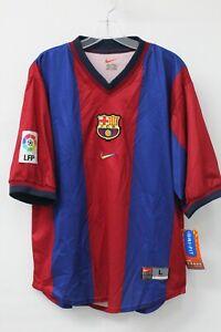 FC Barcelona Nike Team NWT Dri-Fit Alpha Project Jersey Size Men's L