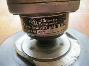 "Chicago Pneumatic 6"" DA sander adjustable to 10,000 RPM model# CP864"