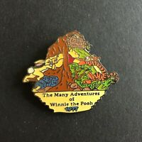 DS Countdown to Millennium #34 Many Adventures of Winnie the Pooh Disney Pin 712