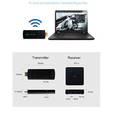 1080P 60Ghz HDMI WIRELESS TV Wireless AUDIO VIDEO Transmitter Receiver Sender CH