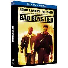 Blu-ray Bad Boys I and II - Martin Lawrence,Will Smith,Michael Bay