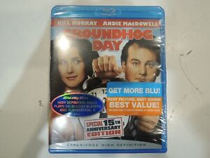 Brand New - Groundhog Day Special 15th Anniversary Ed - Blu-ray - Region Free