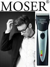 Moser Haarschneidemaschine ChromStyle pro schwarz