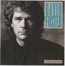 River Of Love - David Forster ( Atlantic Recording Corporation / 7567-82161-2 )