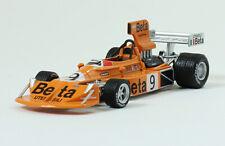 March 751 Vittorio Brambilla 1975 Rare Formula 1 F1 Diecast Car 1:43 + Magazine