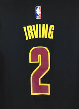 KYRIE IRVING 2016 Adidas Cleveland Cavaliers T-Shirt Alternative Jersey Youth XL