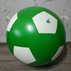 """Handmade inflatable beach ball 27"""" (unique, only one in the whole world)"""
