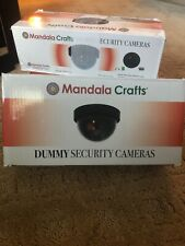 2 Santa Cam Christmas Fake Dummy Security Camera Led Light Cricut Crafter