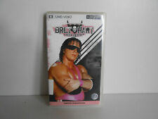 Bret the Hitman Hart UMD Film für Sony PSP