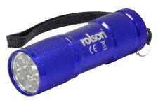 Coloré 9 LEDs Lampe de Poche - 61746 par Rolson