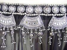 Belt Jewellry Tribal Boho Gypsy Ats Vintage Belly Dance Hip Skirt Womens Kuchi