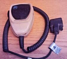 GENUINE OEM Motorola XTL2500 XTL5000 APX4500 APX7500 Radio Palm Mic # HMN1090A