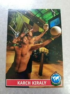 Karch Kiraly Indoor Volleyball Rookie Olympics 1998 Good Will Games WOW
