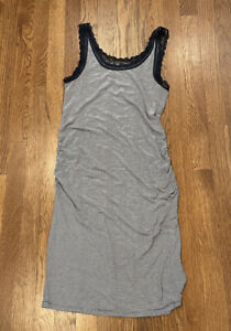 LOVE by Gap maternity casual dress nightgown size Small