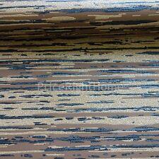 Ópalo Corteza con Purpurina Papel pintado marrón/Negro/Dorado - P+S 02495-40