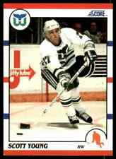 1990-91 Score Scott Young #21