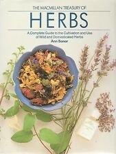 PLANT A HERB GARDEN! Treasury of Herbs: Plant & Use Wild & Domesticated Spices
