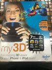 Hasbro MY3D Viewer Eye Popping 3D Viewer for iPod touch & iPhone New