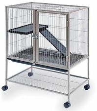 Ferret Cage Pet Bird Rabbit Chinchilla Hamster Guinea Pig Play House Cabinet New