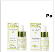 Set Of 2 Alma Glow Rejuvenating Youth Oil Lightweight Skin Reduces Wrinkles '
