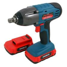 Neilsen Li-ion Cordless Impact Wrench 24v Race / Rally / Workshop