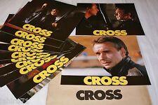 michel sardou CROSS ! jeu 12 photos cinema lobby cards