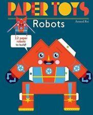 Paper Toys - Robots, Roi, Arnaud, New Book