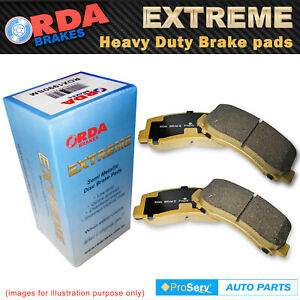 Front Extreme Disc Brake Pads for Hyundai Excel X3 9/1994 - 2/1998