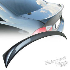 Painted For BMW 3-Series E90 OE-Type 4DR Sedan Rear Trunk Lip Spoiler Wing