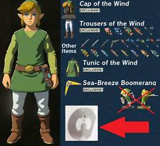 Zelda Breath Of The Wild Toon Link Amiibo Nfc Tag Switch Wii U NO CARD